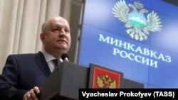 Министр РФ по делам Северного Кавказа Сергей Чеботарев (архивное фото)