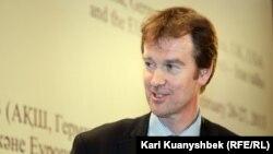 مایکل مان در قزاقستان