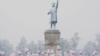 Moldova sub zăpezi - guvernul a creat o celulă de criză (VIDEO)