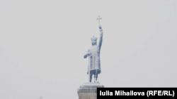Statuia lui Ștefan cel Mare, Chișinău