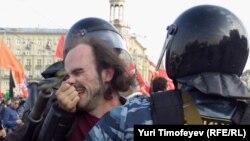 Задержание на Болотной, 6 мая 2012