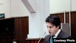 د ولسي جرګې منشي عبدالقادر ځاځی وطندوست