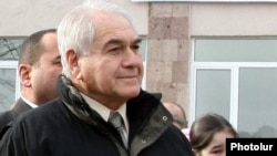 Armenia -- Serop Der-Boghossian, a U.S. businessman of Armenian origin prosecuted on pedophilia charges.