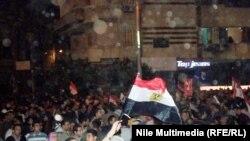 Եգիպտոս – Ընդդիմության բողոքի ակցիա Կահիրեում, 8-ը դեկտեմբերի, 2012թ․