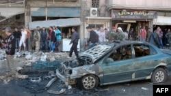Сирия. 24 октября 2013 года