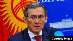 Джоомарт Оторбаев
