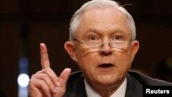 Генеральный прокурор США Джефф Сешнс