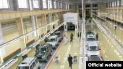 Ulyanovsk Avtomobil Zavodu, 25 sentyabr 2006