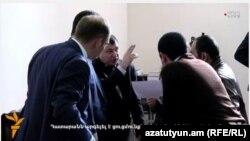 Լուսանկարը՝ Ավետիսյանների սպանության գործով մարտի 11-ի դատական նիստից