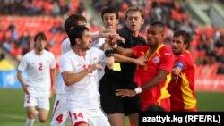 Таджикистан-Кыргызстан - 4:1