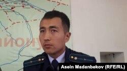 Кайрат Атагозиев.