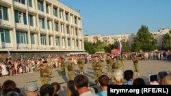 Празднования по случаю Дня рыбака в Севастополе, 9 июля 2017 года