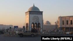 Pamje nga një pjesë e qytetit Kandahar në Afganistan