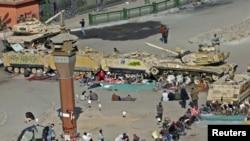 Тахрир аянты, 8-февраль, 2011-жыл