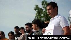 Молодые оппозиционеры потребовали от власти освобождения фотокорреспондентов под залог и снятия с дела грифа секретности