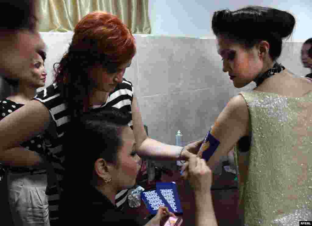 Бишкектеги мода майрамы #2