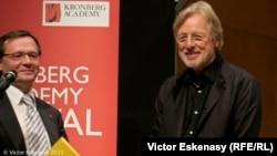 Cu Raimund Trenkler directorul Academiei Kronberg