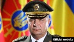 Міністр оборони Степан Полторак (архівне фото)