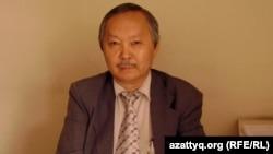 «Алматыэлектротранс» компаниясы бастығының орынбасары Лемар Огай. Алматы, 23 тамыз 2012 жыл.