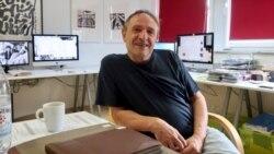 În dialog cu Peter Mischung la editura muzicală Wolke...