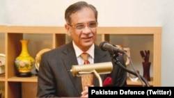 د پاکستان چيف جسټس ثاقب نثار