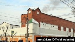 СИЗО №1 в Иркутске