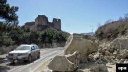 Arxiv foto: Gürcüstan. Daşqından sonra 2010