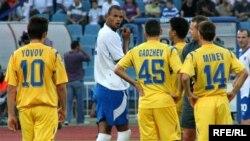 «Bakı» klubunun oyunçusu Feliks Felipe Almeyda