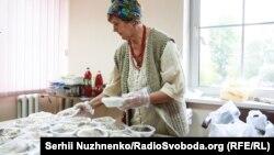 Валентина Горбачова, читачка