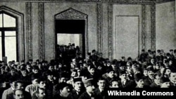 Azərbaycan Parlamenti, 1918-ci il