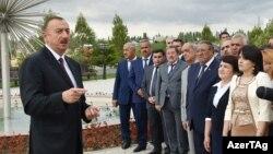 İlham Əliyev (arxiv fotosu)