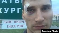 Павло Канигін після допиту бойовиками