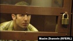 Филипп Болл в суде Мурманска