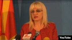 Министерката за образование и наука Рената Дескоска-Треневска