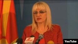 Министерката за образование Рената Дескоска