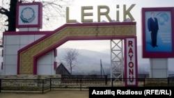 Azərbaycan, Lerik rayonu, dekabr 2011