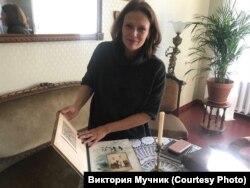 Екатерина Кирсанова, директор-экскурсовод музея
