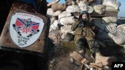 Пророссийские сепаратисты в Луганской области. Весна 2015 года