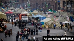 Украина - Киевдеги Евромайдан, 15-март, 2014-жыл