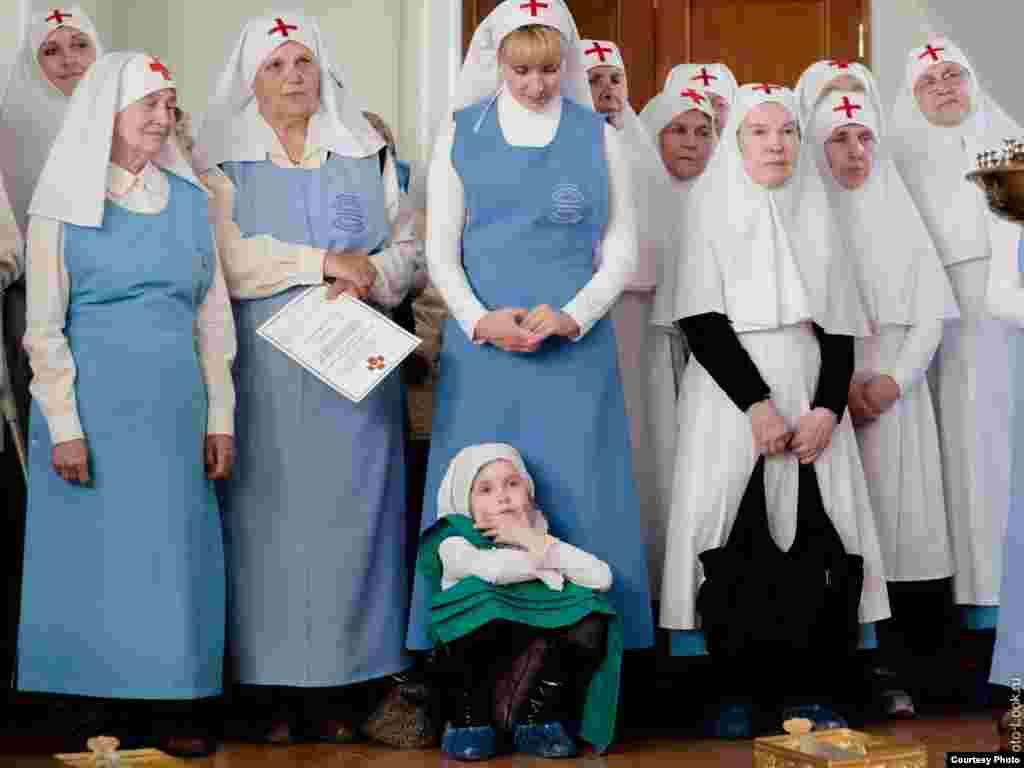 Медсестры. Автор: Денис