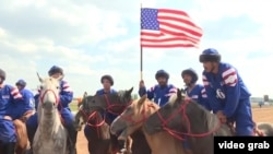 A team from the United States competed in Astana last week -- the first time a U.S. team participated in a major kokpar tournament. Tajikistan beat China to finish third in Astana. Afghanistan, Uzbekistan, Hungary, Russia, and Turkey rounded out the 11-team field.