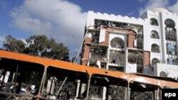 Бомби дувум ҷони чанд донишҷӯи саоври ин автобусро низ рабуд