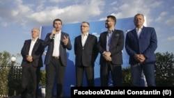 Daniel Constantin și Sorin Cîmpeanu și-au câștigat posturile la PNL prin votul în favoarea instalării Guvernului Orban