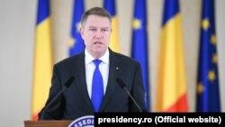 Президент Румунії Клаус Йоханніс
