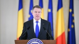 Președintele Klaus Iohannis condamnă Codul Administrativ adoptat prin OUG.