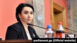 Эка Беселия была готова покинуть пост главы юридического комитета еще вчера