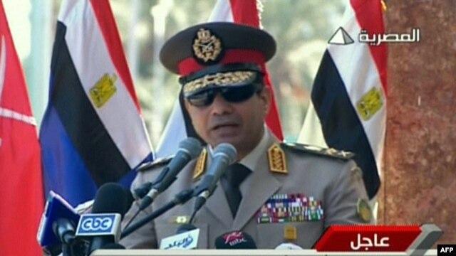 General Abdel-Fattah al-Sisi