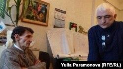 Александр Игнатьев и Герман Урыков