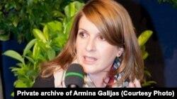 Armina Galijaš, docentica, Sveučilište u Grazu