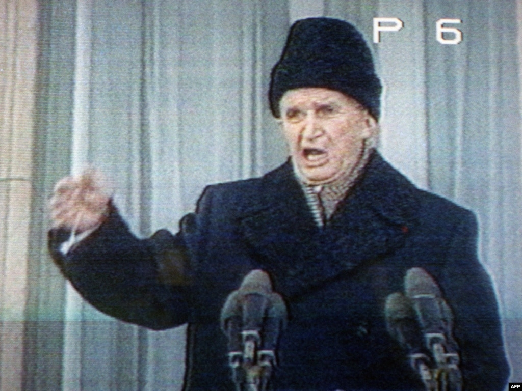 Ode. To Nicolae Ceausescu. | Quotidian Wonders